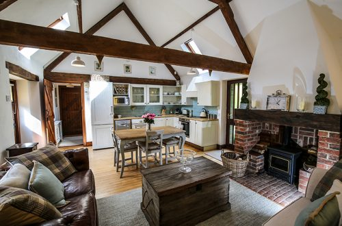 Luxury self catering chichester | Littledown Barn